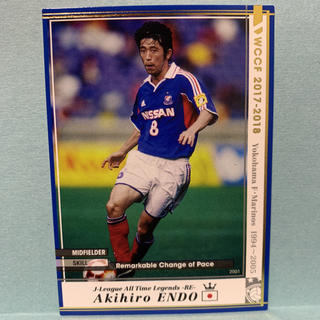WCCF 17-18 JATLE-RE アキヒロ エンドウ(野球/サッカーゲーム)