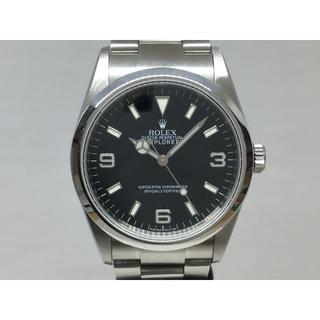 Cartier - エクスプローラー1 114270自動巻 腕時計