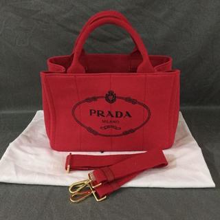 プラダ(PRADA)のPRADA   カナパ Sサイズ(ショルダーバッグ)