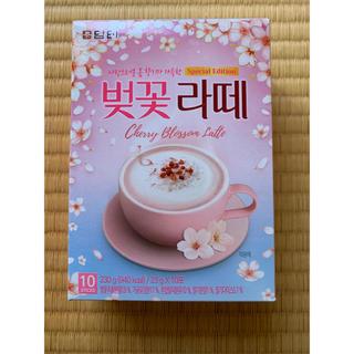 韓国 桜ラテ サクララテ 10本入り