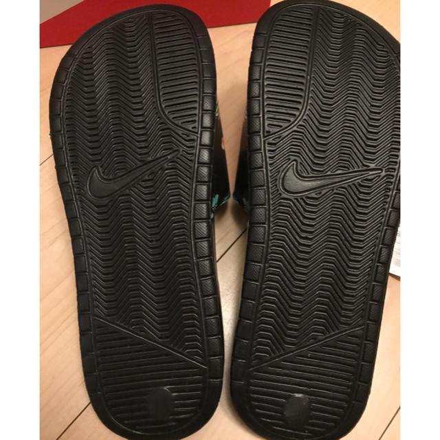 NIKE(ナイキ)の【大人気】ナイキ べナッシ サンダル 24cm 新品未使用 レディースの靴/シューズ(サンダル)の商品写真