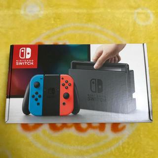 Nintendo Switch - 任天堂スイッチ 本体 Nintendo Switch ネオンブルー