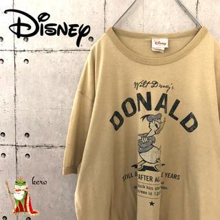 ディズニー(Disney)の【USA輸入】特価!ディズニー Tシャツ ドナルドダック(Tシャツ/カットソー(半袖/袖なし))