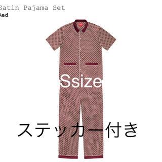 シュプリーム(Supreme)のSupreme Satin Pajama Set シュプリーム パジャマ(パジャマ)