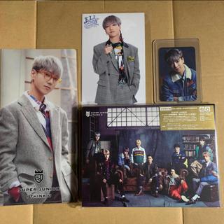 スーパージュニア(SUPER JUNIOR)のI THINK U(初回生産限定盤/DVD付) イェソン(K-POP/アジア)