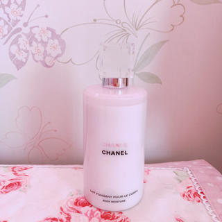 CHANEL - CHANEL Chance BODY moisture