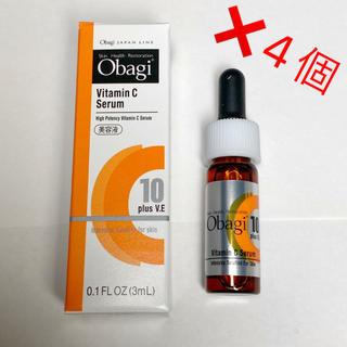 オバジ(Obagi)のオバジC10セラム ミニ3ml × 4コ(美容液)