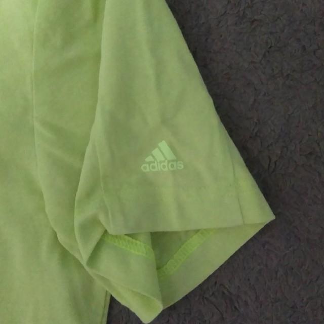 adidas(アディダス)のadidas メンズTシャツ 美品 メンズのトップス(Tシャツ/カットソー(半袖/袖なし))の商品写真