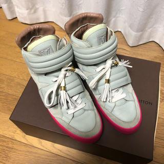 LOUIS VUITTON - Kanye West × LOUIS VUITTON JASPER スニーカー