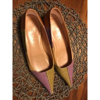 セリーヌ(celine)の値下げーパンプスceline(ローファー/革靴)