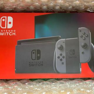 Nintendo Switch - 新型 Nintendo switch グレー