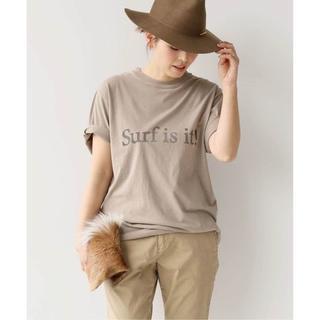 ドゥーズィエムクラス(DEUXIEME CLASSE)のDeuxieme Classe  Surf is it Tシャツ(Tシャツ(半袖/袖なし))