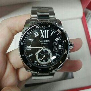 Cartier - セール中!! カルティエ Cartier カリブル メンズ 腕時計 自動巻