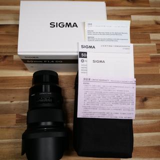 シグマ(SIGMA)のSIGMA Art 50mm F1.4 DG for Sony E-mount (レンズ(単焦点))