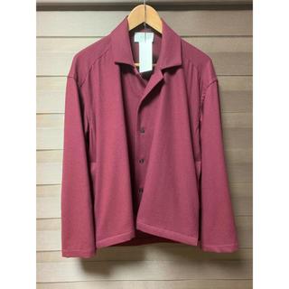 SUNSEA - yoke wide short jacket