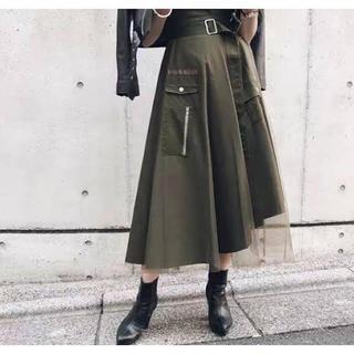 Ameri VINTAGE - 大人気★Ameri Vintage ミリタリースカート