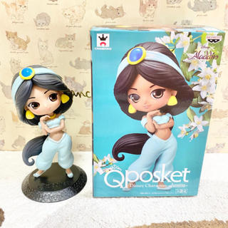 ディズニー(Disney)のqposket  ジャスミン ディズニー(キャラクターグッズ)