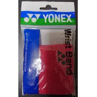 ヨネックス(YONEX)のYONEX リストバンド ピンク(バドミントン)