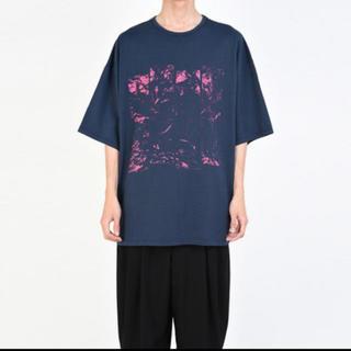LAD MUSICIAN - SUPER BIG T-SHIRT  19ss  新品 定価以下