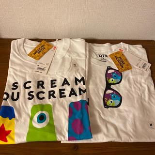 UNIQLO - ユニクロ トイストーリー Tシャツ