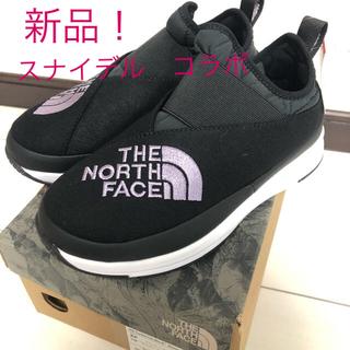 THE NORTH FACE - ザ・ノースフェイス×スナイデル スリッポン スニーカー