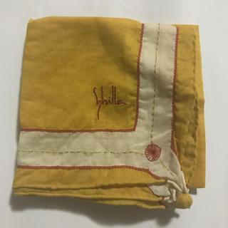 シビラ(Sybilla)のShilla  ハンカチ 47cm(ハンカチ)