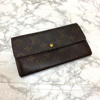 LOUIS VUITTON - 正規品、ルイヴィトンモノグラム、長財布、即日発送