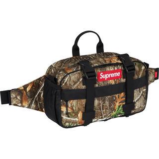 シュプリーム(Supreme)のSupreme 19aw waist bag real tree camo(ボディーバッグ)