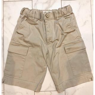 セリーヌ(celine)の極美品 セリーヌ ベージュ の半ズボン 130(パンツ/スパッツ)
