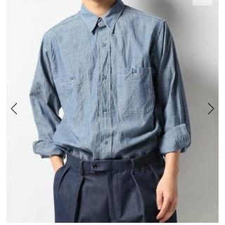 コモリ(COMOLI)のLE シャンブレーシャツ (シャツ)
