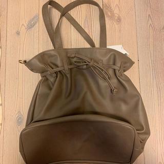 しまむら - 新品☆しまむら✖️プチプラのあや☆巾着バッグ