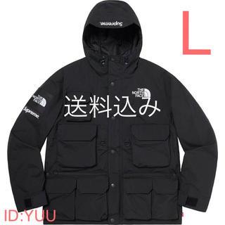 Supreme - 【L】SUPREME NORTH FACE Cargo Jacket 黒