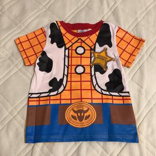 Disney - 【新品タグ付き】トイストーリーTシャツ 二枚組 100