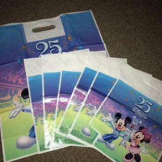 ディズニー(Disney)のディズニー ショップ袋 まとめ売り(ショップ袋)