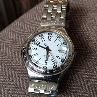 アイロニー(IRONY)のSwatch Irony クオーツ 初期モデル(腕時計(デジタル))