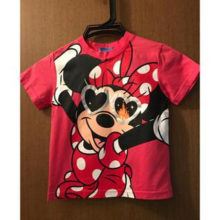 Disney - ディズニー ミニー Tシャツ(110)