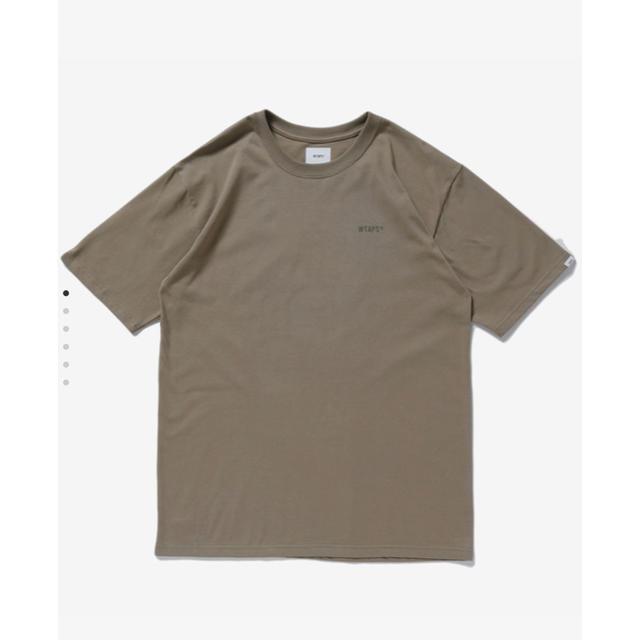 W)taps(ダブルタップス)のWTAPS 40PCT UPARMORED tシャツ  Mサイズ  メンズのトップス(Tシャツ/カットソー(半袖/袖なし))の商品写真
