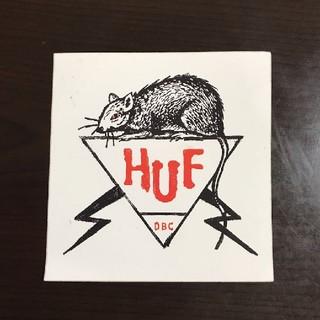 (縦横10cm)HUF レアステッカー