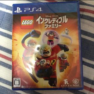 プレイステーション4(PlayStation4)のps4  LEGO レゴ インクレディブルファミリー(家庭用ゲームソフト)