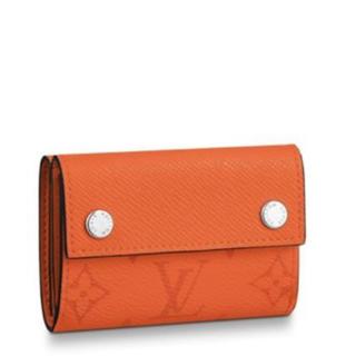 ルイヴィトン(LOUIS VUITTON)のLouisviton ディスカバリーコンパクトウォレット(折り財布)