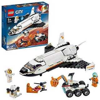 レゴ(LEGO) シティ 超高速! 火星探査シャトル