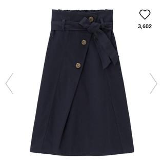 GU -  GU キッズ トレンチスカート