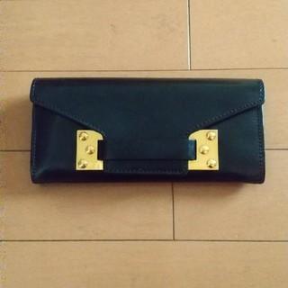 DEUXIEME CLASSE - SOFIE HULME 財布 ブラック