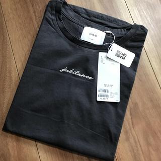 ディスコート(Discoat)の新品 Tシャツ ロゴ USAコットン ロゴ T ディスコート discoat(Tシャツ(半袖/袖なし))