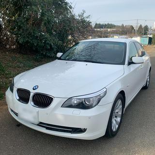 BMW - BMW E60 後期 車検令和2年10月 530I