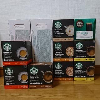 ネスレ(Nestle)の【ぱんだ様専用】ネスレ ドルチェグスト カプセル スターバックス(コーヒー)