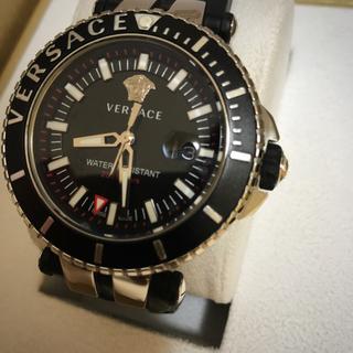 ヴェルサーチ(VERSACE)の今週末まで値下げ!VERSACE 腕時計(腕時計(デジタル))