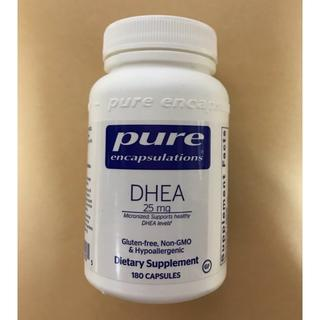 DHEA pure社 25mg(その他)
