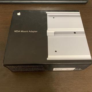 アップル(Apple)のApple VESA MOUNT ADAPTER MC772ZM/A (PC周辺機器)