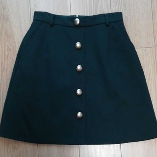 アストリアオディール(ASTORIA ODIER)のコクーンスカート アストリア(ひざ丈スカート)